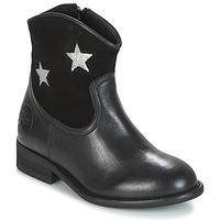 Zapatos Niña Botas de caña baja Young Elegant People FARAHI Negro