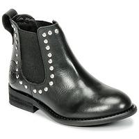 Zapatos Niña Botas de caña baja Young Elegant People FOSTINET Negro