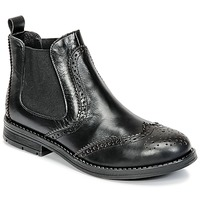 Zapatos Niña Botas de caña baja Young Elegant People JOSEPHI Negro