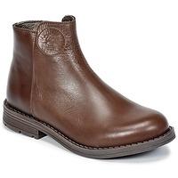 Zapatos Niña Botas de caña baja Young Elegant People IVONNET Marrón