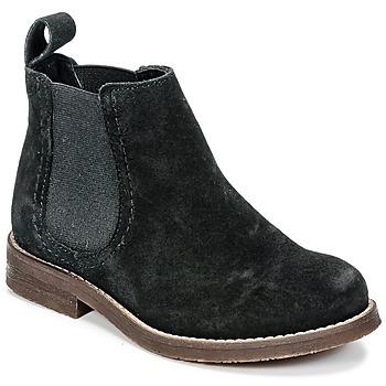 Zapatos Niña Botas de caña baja Young Elegant People COLETTET Negro
