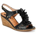 Zapatos Mujer Sandalias Neosens NOAH Negro