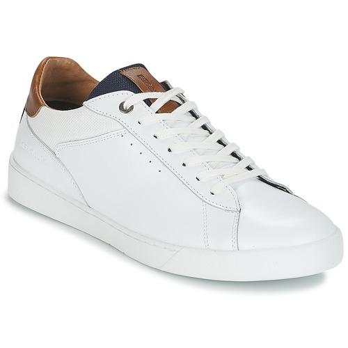 Zapatos especiales para hombres y mujeres Redskins AMICAL Blanco