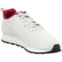Zapatos Mujer Zapatillas bajas Nike MD Runner 2 Crema-Grises