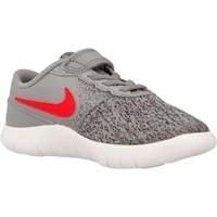 Zapatos Niños Zapatillas bajas Nike FLEX CONTACT (PSV) Gris