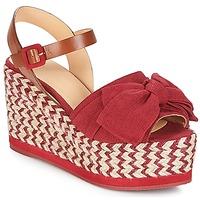 Zapatos Mujer Sandalias Castaner EUCALIPTO Frambuesa