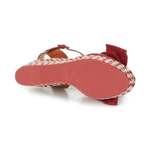 Los zapatos más populares para hombres y mujeres Zapatos especiales Castaner EUCALIPTO Frambuesa