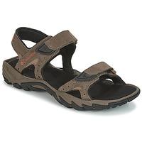 Zapatos Hombre Sandalias de deporte Columbia SANTIAM™ 2 STRAP Marrón
