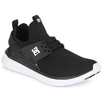 Zapatos Hombre Zapatillas bajas DC Shoes Meridian M SHOE BKW Negro