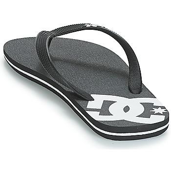 DC Shoes SPRAY M SNDL BLW Negro / Blanco