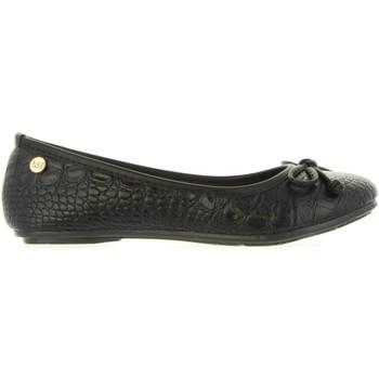 Zapatos Niña Bailarinas-manoletinas Xti 53798 Negro