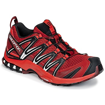 Zapatos Hombre Running / trail Salomon XA PRO 3D Rojo
