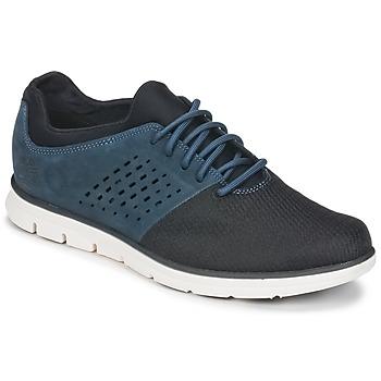 Zapatos Hombre Zapatillas bajas Timberland BRADSTREET F/L OXFORD Marino