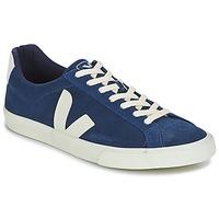 Zapatos Hombre Zapatillas bajas Veja ESPLAR LOW LOGO Azul