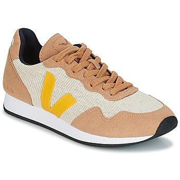 Zapatos Mujer Zapatillas bajas Veja SDU Beige / Amarillo