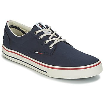 Zapatos Hombre Zapatillas bajas Tommy Hilfiger VIC 1 Azul