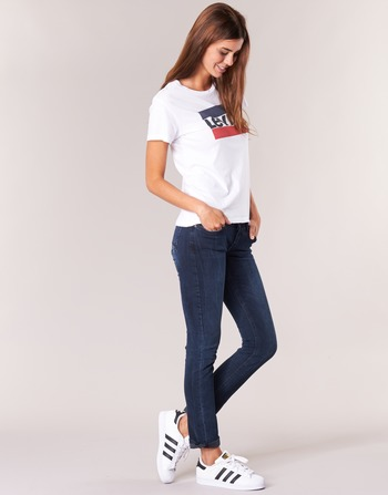 Levis THE PERFECT TEE Blanco