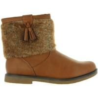 Zapatos Niña Botines Sprox 370408-B7019 Marrón