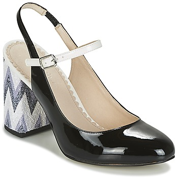 Zapatos Mujer Zapatos de tacón Mellow Yellow DALYA Negro