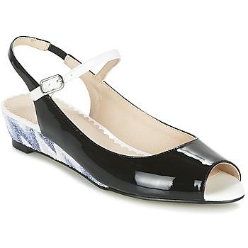 Zapatos Mujer Sandalias Mellow Yellow DALY Negro