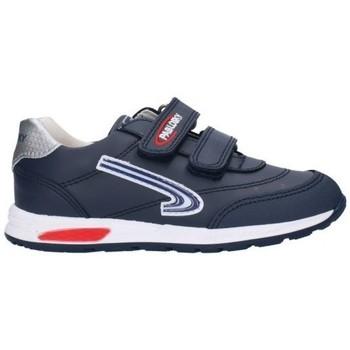 Zapatos Niño Zapatillas bajas Pablosky 265821  268120 Niño Azul marino bleu