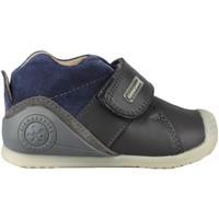 Zapatos Niños Zapatillas altas Biomecanics ZAPATO CASUAL BEBE MARINO