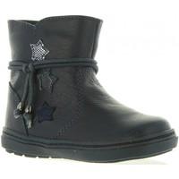 Zapatos Niña Botas de caña baja Sprox 347752-B1080 Azul