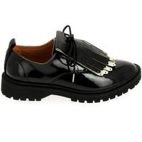 Zapatos Mujer Derbie Armistice Rock Derby Noir Negro