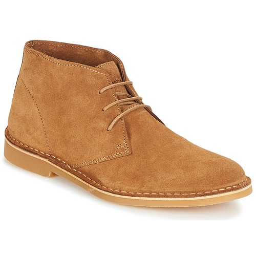 Selected - SHH ROYCE LIGHT SUEDE BOOT
