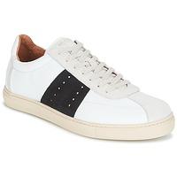Zapatos Hombre Zapatillas bajas Selected SHNDURAN NEW MIX SNEAKER Blanco / Marino