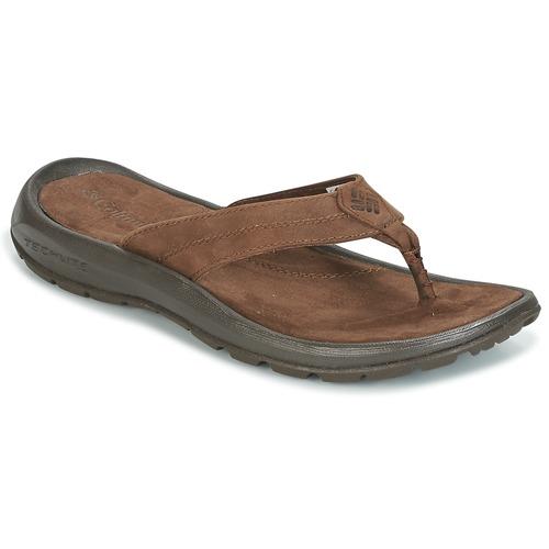 Zapatos especiales para hombres y mujeres Columbia MANAROLA II Marrón
