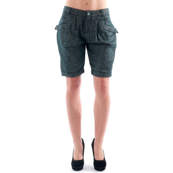 textil Mujer Shorts / Bermudas Amy Gee AMY04303 Gris