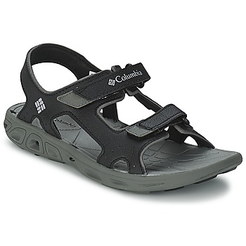 Zapatos Niños Sandalias de deporte Columbia YOUTH TECHSUN VENT Negro