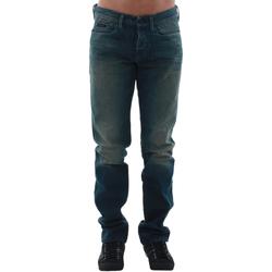 textil Hombre vaqueros rectos Calvin Klein Jeans J3IJ303173 Azul