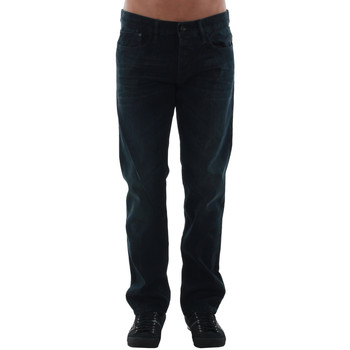 textil Hombre vaqueros rectos Calvin Klein Jeans J3IJ300969 Azul