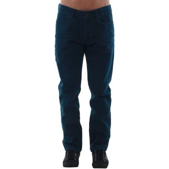 textil Hombre vaqueros rectos Calvin Klein Jeans J3IJ300395 Azul