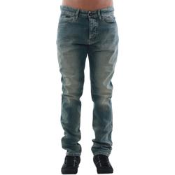 textil Hombre vaqueros rectos Calvin Klein Jeans J3IJ301635 Azul