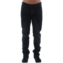 textil Hombre vaqueros rectos Calvin Klein Jeans J3DJ30I072 Negro