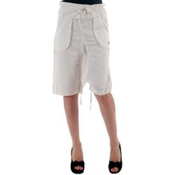 textil Mujer Shorts / Bermudas Diesel  Blanco