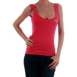 textil Mujer camisetas sin mangas Datch  Fucsia