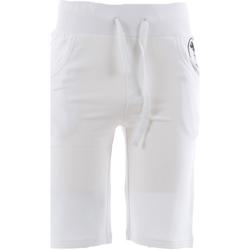 textil Hombre Shorts / Bermudas Frankie Garage  Blanco