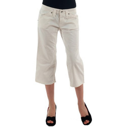 textil Mujer Pantalones cortos Fornarina FOR00006 Blanco roto