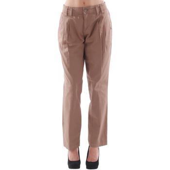 textil Mujer pantalones chinos Fornarina  Marrón