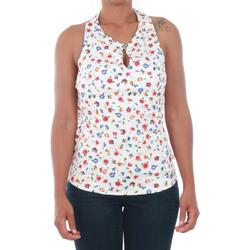 textil Mujer Tops / Blusas Fornarina MORGANE_MULTICOLOR Blanco