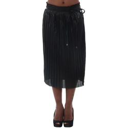 textil Mujer Faldas Fornarina MARINE_ANTHRACITE Negro