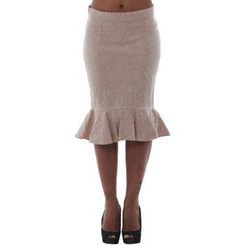 textil Mujer Faldas Fornarina NADEGE_ROSE Rosa