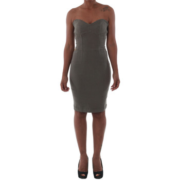 textil Mujer vestidos cortos Fornarina DISS_MUD Verde