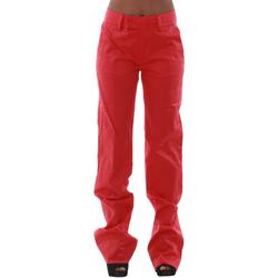 textil Mujer Pantalones chinos Fornarina KIM_CORAL Coral