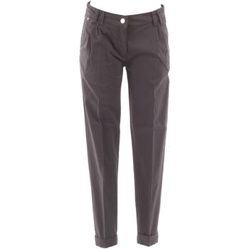 textil Mujer pantalones chinos Fracomina  Gris