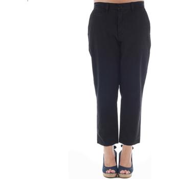 textil Mujer pantalones chinos Gas  Negro